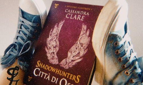 """Conosciamo """"Città di Ossa"""" di Cassandra Clare"""