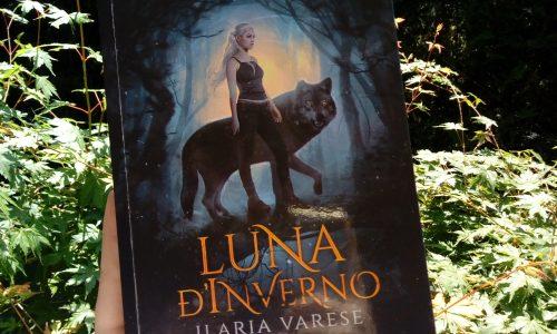 Recensione: Luna d'Inverno di Ilaria Varese