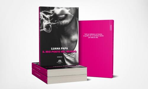 Cover Reveal: Il mio posto nel mondo di Luana Papa