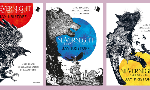 Recensione: Nevernight – Mai Dimenticare di Jay Kristoff