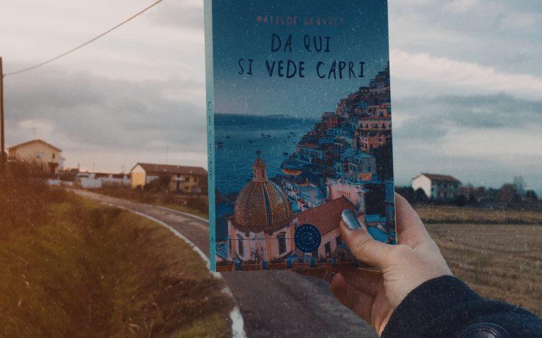 Recensione: Da qui si vede Capri di Matilde Gravili