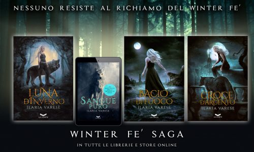 Recensione: Croce d'Argento – Winter Fe' Saga #3 di Ilaria Varese